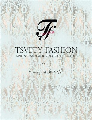 Tsvety Fashion SS2013 Catalog