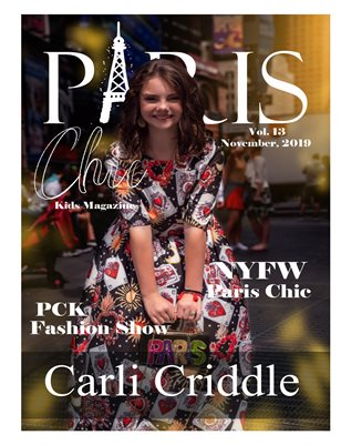 Carli Criddle