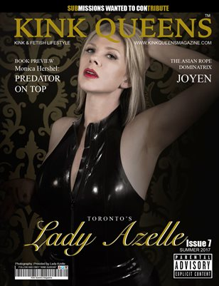 KINK QUEENS MAGAZINE | NUMBER 7 | SUMMER | 2017