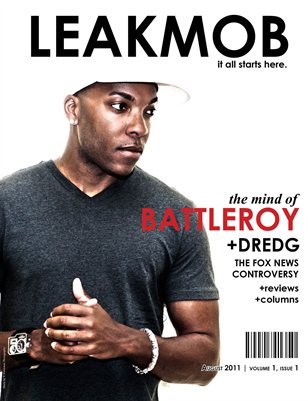 Issue # 1 Battleroy