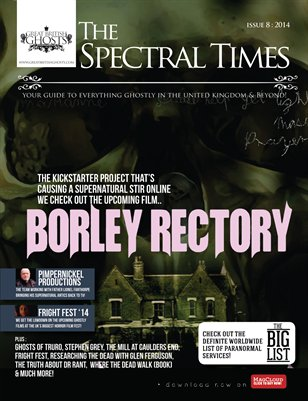 The Spectral Times : Issue 8