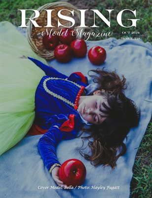 Rising Model Magazine Issue #118