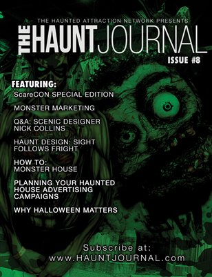 The Haunt Journal: Issue 8