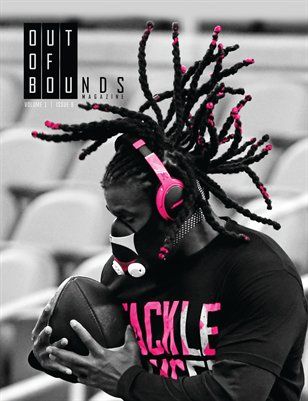 Out of Bounds Magazine | Issue 8