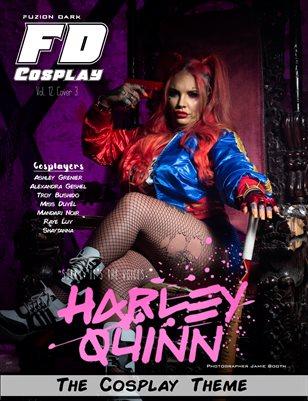 Fuzion Dark Miss Duvél Cosplay VOL 12 Cover 3