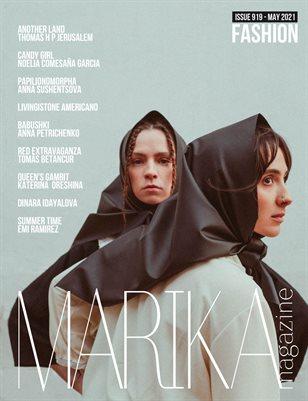 MARIKA MAGAZINE FASHION  (ISSUE 919 - MAY)