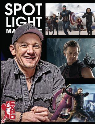 SpotLight/Jeremy Renner