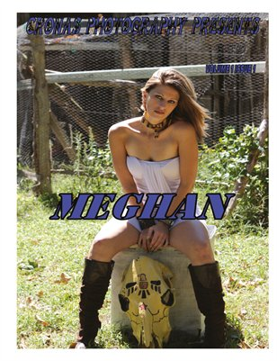 Cronas Photography Presents Meghan Issue 1