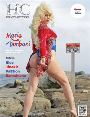 Issue #68 - Maria Durbani