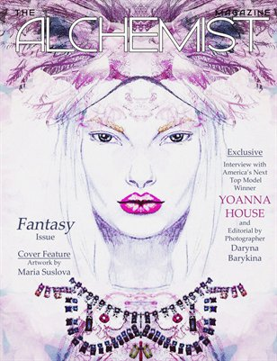 The Alchemist Magazine - Fantasy Issue - Cover 4