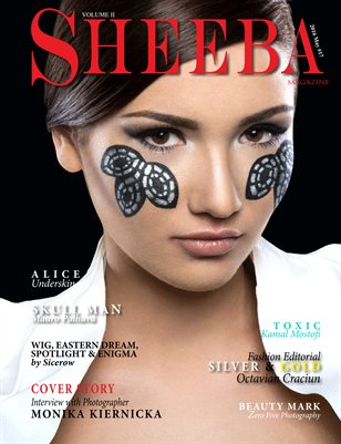 Sheeba Magazine 2016 May Volume II