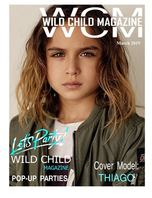 Wild Child Magazine March 2019