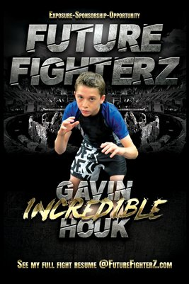 Gavin Houk Arena Poster