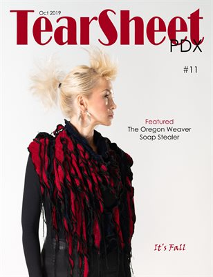 TearSheet PDX - October 2019 - Issue #11 - Print Edition