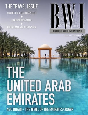 BWI Magazine The Travel Issue