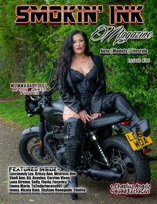 Smokin Ink Magazine Issue #26 - Mummababydoll