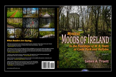 Cover - In the Footsteps of W. B. Yeats, Vol. IV, Mystical Moods of Ireland (POSTER)