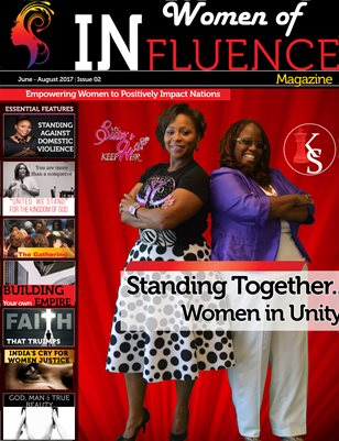 Women Of Influence Magazine June 2017