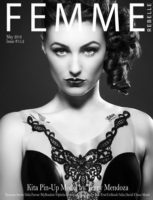 Femme Rebelle Magazine May 2016 - ISSUE 15.2