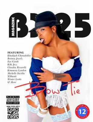 Issue 12 With Paris BowTie