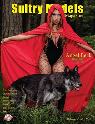 Sultry Models Magazine Halloween Issue 1 Vol 1