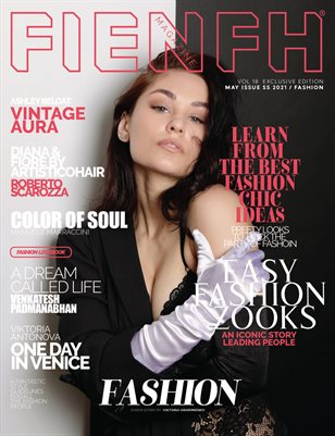 10 Fienfh Magazine May Issue 2021