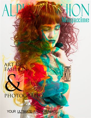 Art of Fashion & Photography Volume.9 Issue#10 - (Art Cover)