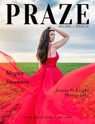 PRAZE Magazine | Jul 2021 - Issue #1