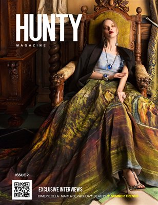 HUNTY MAGAZINE VOL.2