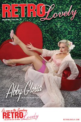 Abby Gloria Cover Poster