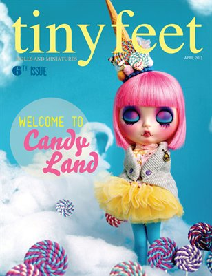 Tiny Feet 6th issue