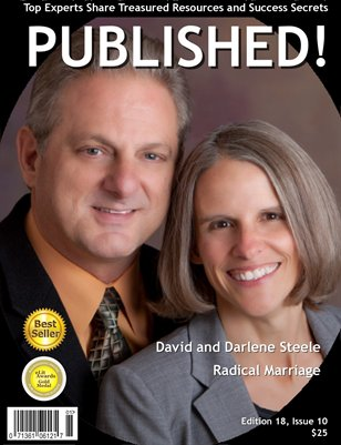 PUBLISHED! Excerpt featuring David and Darlene Steele