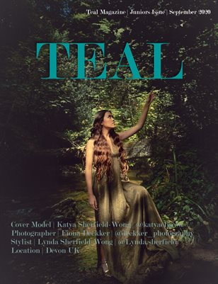 Teal Magazine Juniors Issue