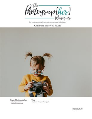 Kids Volume of the Children's Issue | The Photograp[her] Magazine