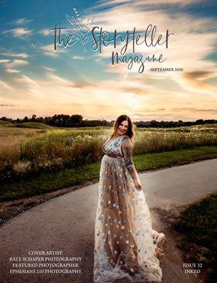 The Storyteller Magazine Issue #32 INKED