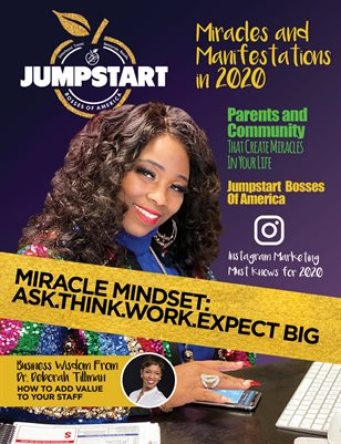 JUMPSTART BOSSES OF AMERICA QUARTER 1