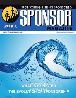 Sponsor Magazine Premiere Issue - April 2011