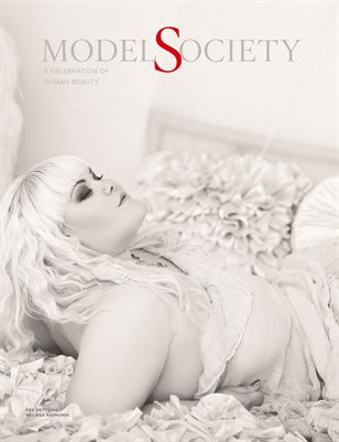 Model Society 7 (Alternate Limited Edition Cover Art)