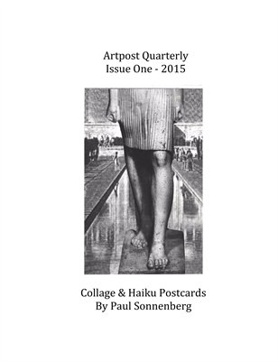 Artpost Quarterly - Issue One - 2015