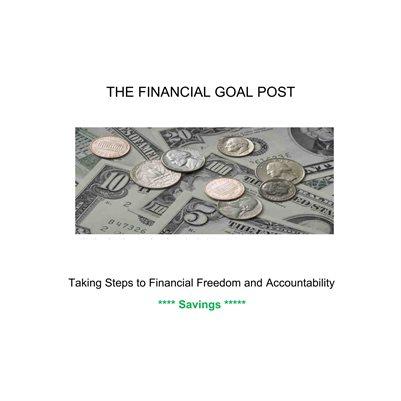 Financial Goal Post - Savings
