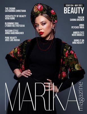 MARIKA MAGAZINE BEAUTY (ISSUE 934 - MAY)