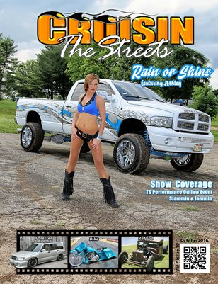 October 2016 Issue, Cruisin the Streets