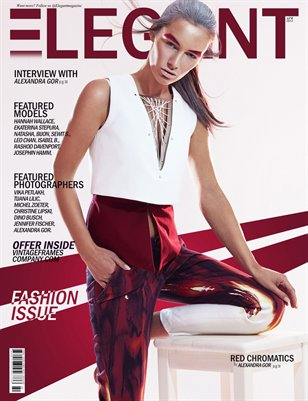 Fashion Book 3 (April 2014)
