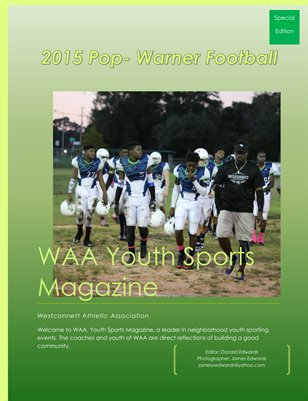 WAA Youth Sports