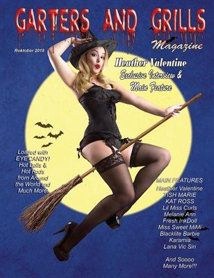 Heather Valentine Hot Halloween