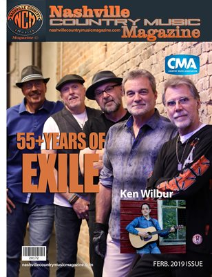 Nashville Country Music Magazine Feb Issue 2019