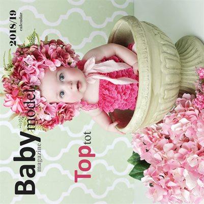 Baby Model magazine Top Tot Calendar 2018/19