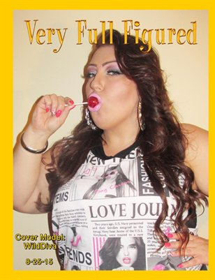 Very Full Figured magazine Sept. 2015