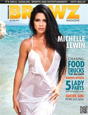 BROWZ Magazine #5