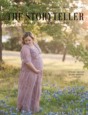 The Storyteller Magazine Issue # 66 SPRING